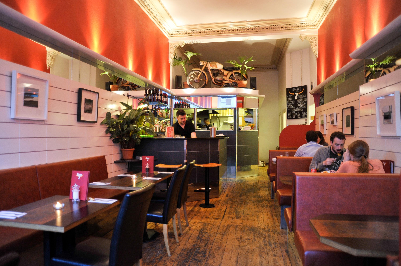Diner 7, Edinburgh