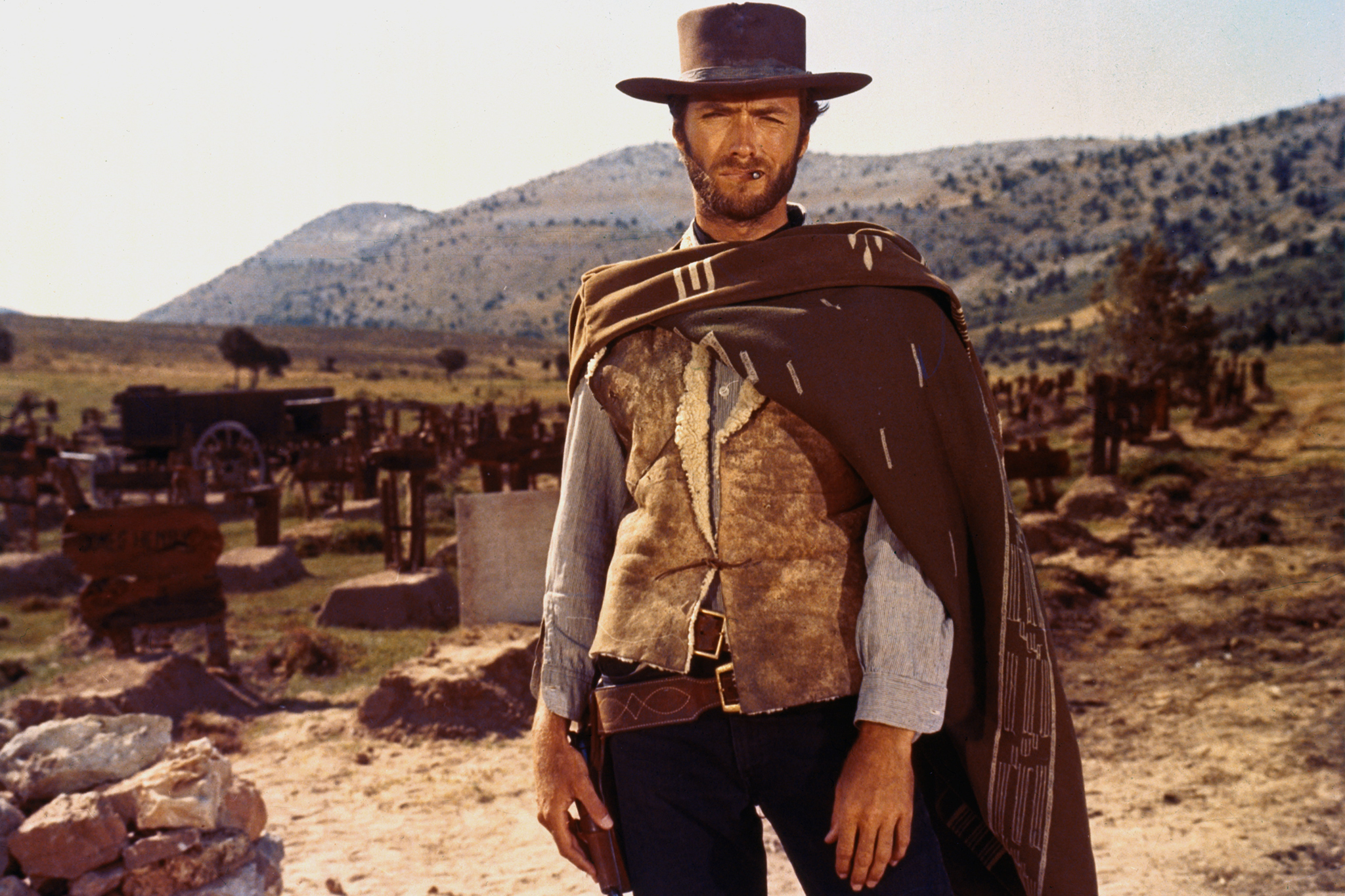 The Good the Bad and the Ugly, 100 best action movies