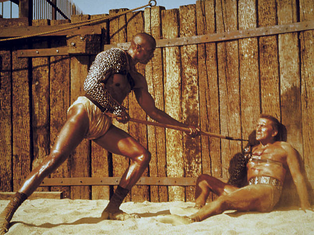Spartacus, 100 best action movies