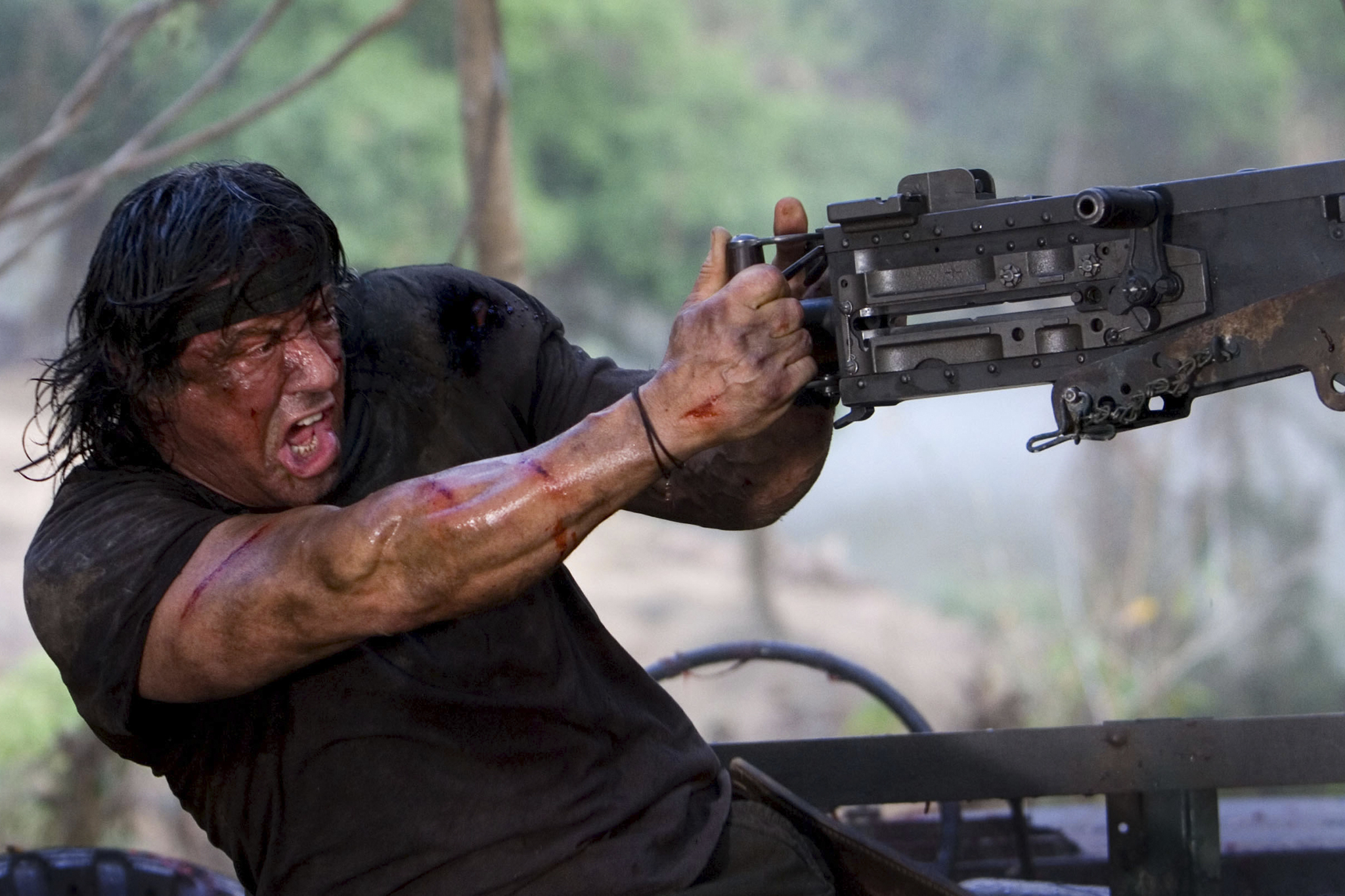 Rambo, 100 best action movies