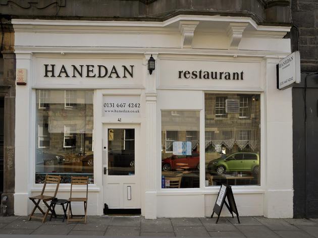 Hanedan, Edinburgh