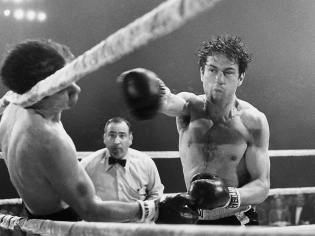 Raging Bull, 100 best action movies