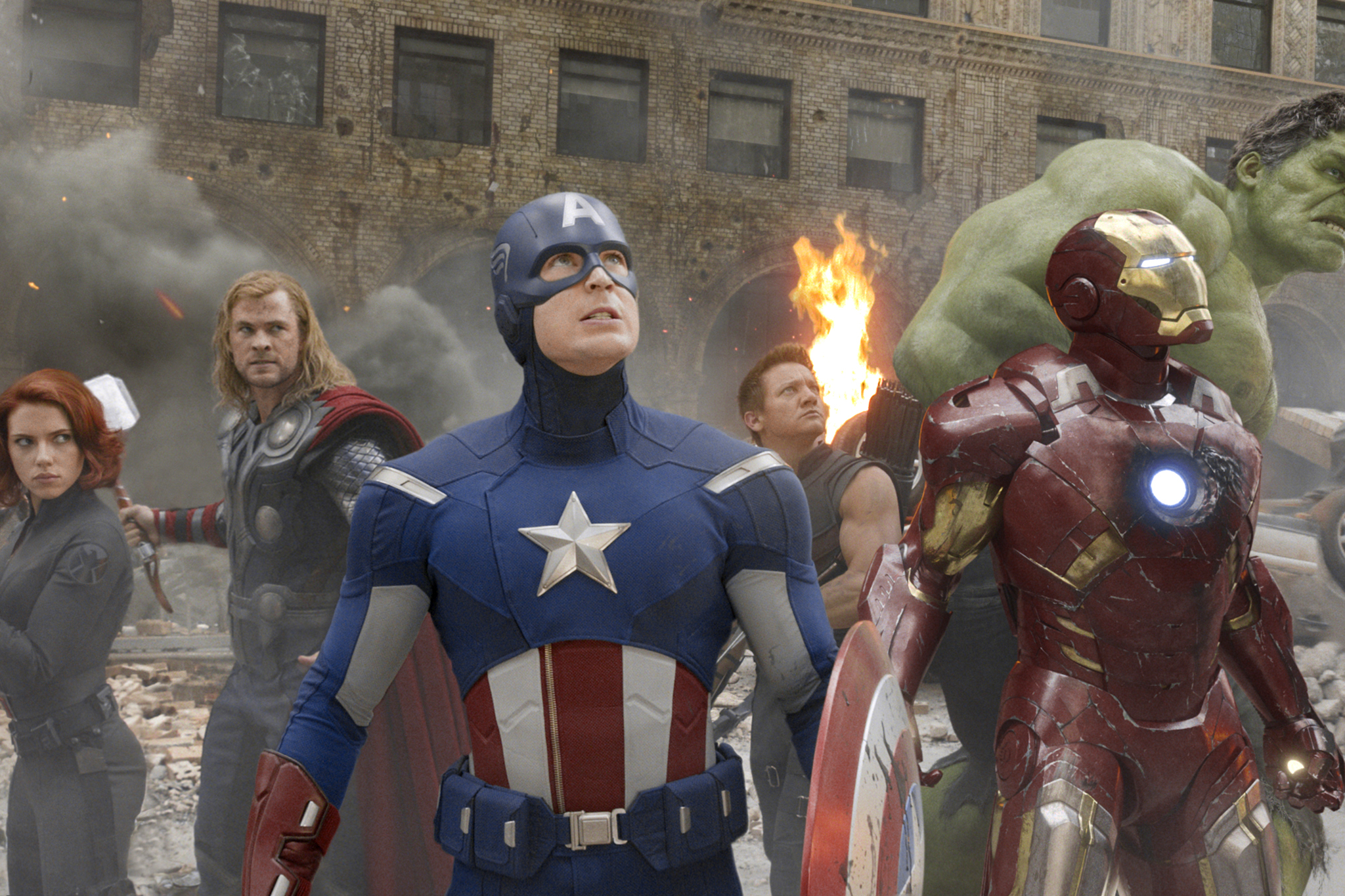 The Avengers, 100 best action movies