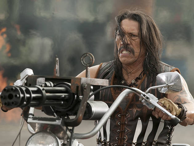 Machete, 100 best action movies
