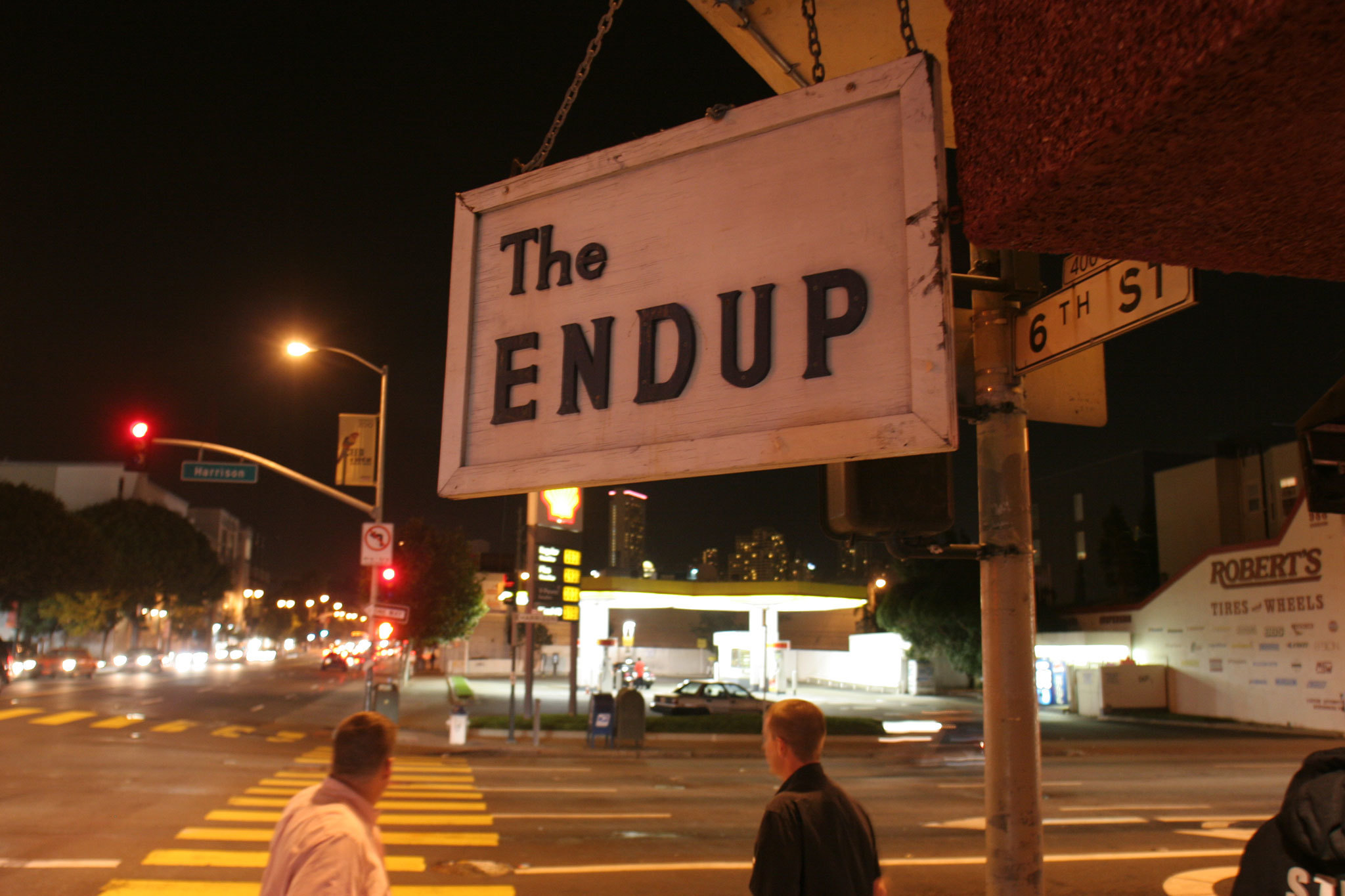 The End Up