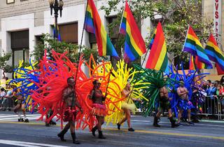 San Francisco LGBT Pride Parade