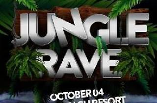 Jungle Rave at Iroko Beach Resort