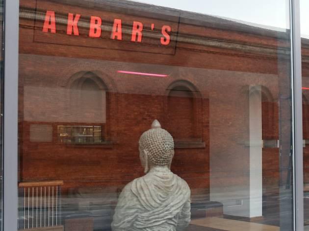 Akbar's, Restaurants, Manchester