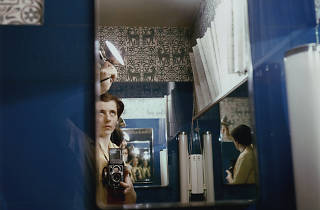 (Vivian Maier, 'Self-portrait' / © Vivian Maier / Maloof Collection, Courtesy Howard Greenberg Gallery, New York / Les Douches La Galerie)