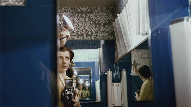 Vivian Maier, 'Self-portrait' / © Vivian Maier / Maloof Collection, Courtesy Howard Greenberg Gallery, New York / Les Douches La Galerie