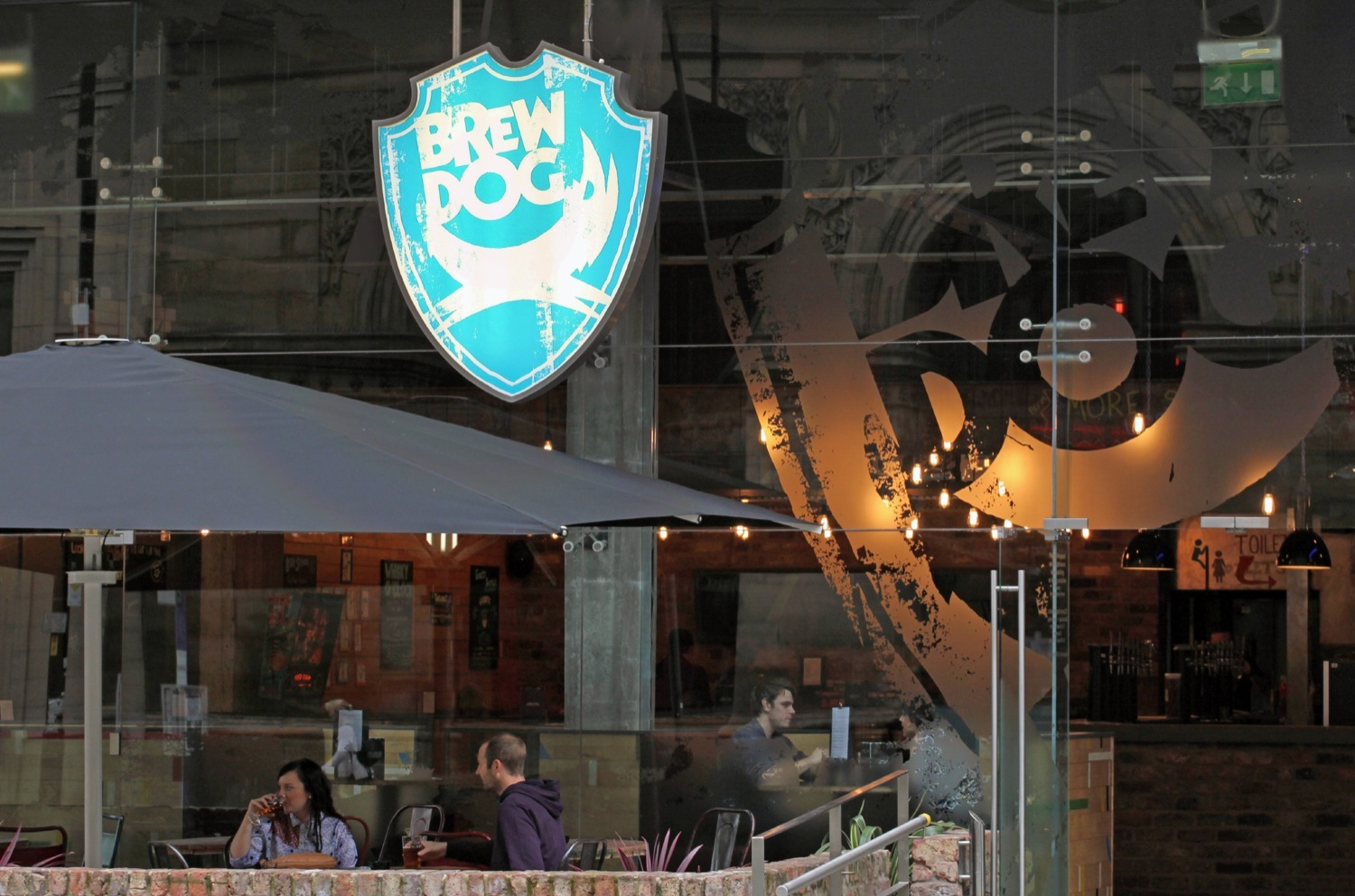 Brewdog, Bars and pubs, Manchester