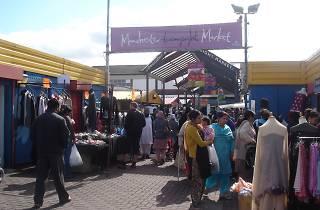 Longsight Market, Shopping, Manchester