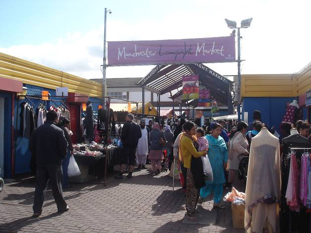 Longsight Market