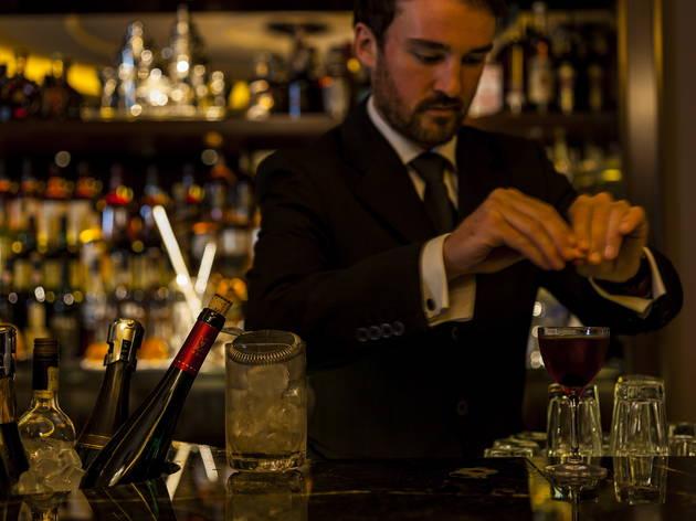 The American Bar (© Ming Tang-Evans)