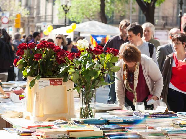Festa de Sant Jordi 2015