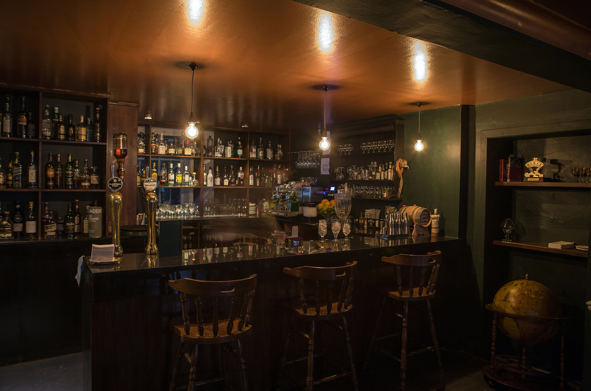 The Last Word, Bars and pubs, Edinburgh
