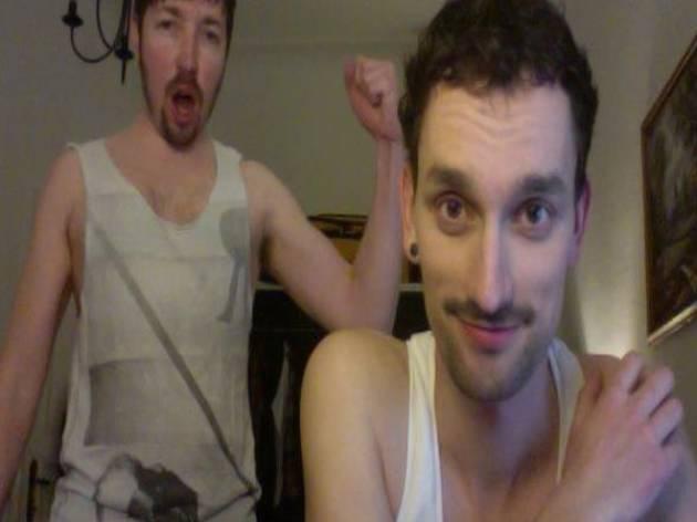 SomosLas: Michael Von Fischbach + Lucky Pierre