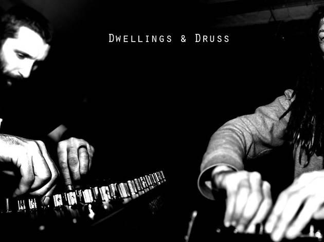 LEM 2014: Dwellings And Druss + Noir Noir + DJ Blue