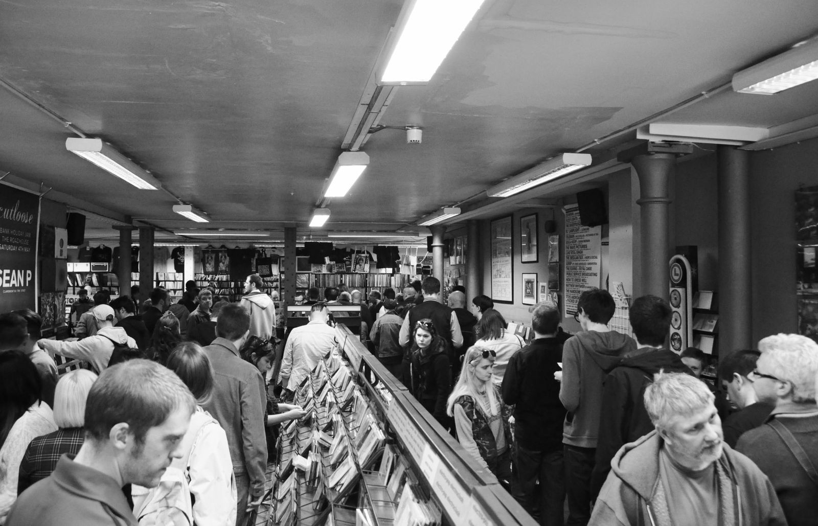 Manchester's best record shops