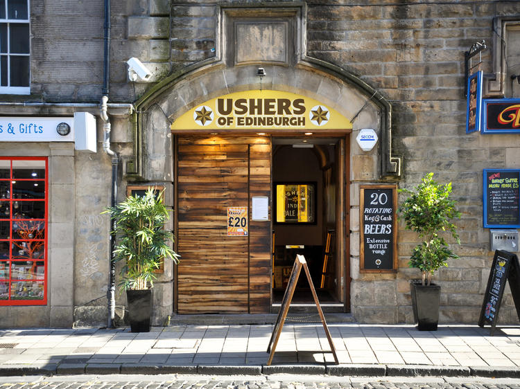 Usher's