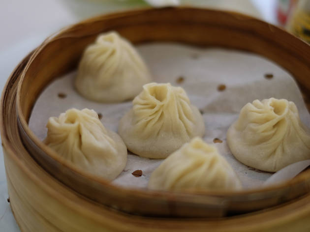 Dine on dumplings at Yank Sing