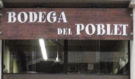 Bodega del Poblet