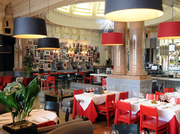 Rosso, Restaurants, OpenTable, Manchester