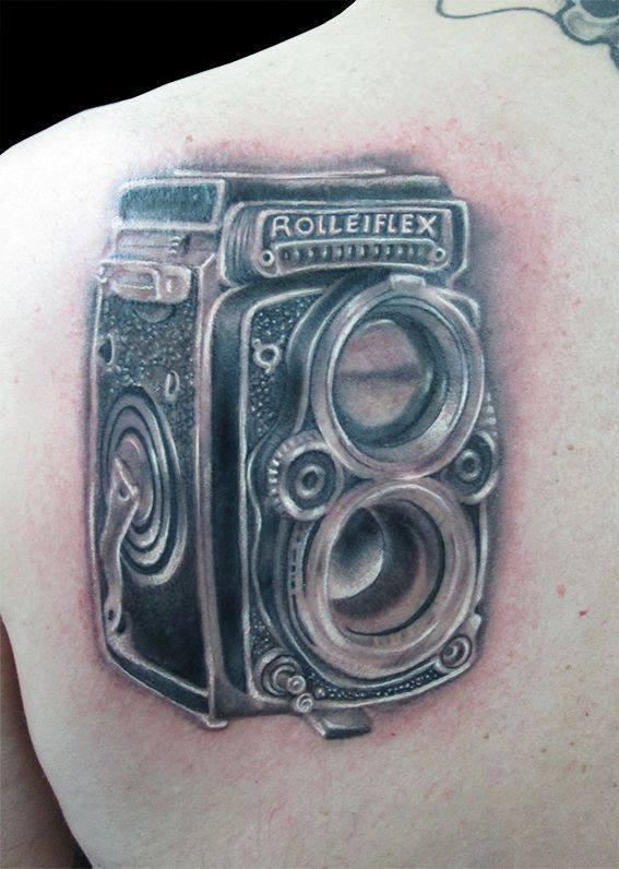 Javi Granged Tattoo