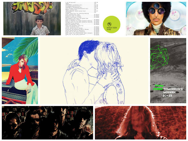Tweedy, Thom Yorke, Prince and more make the cut in our best albums of 2014.