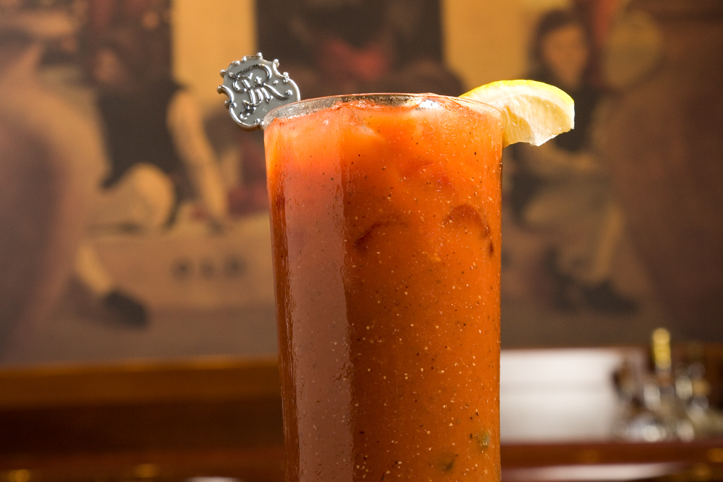 Bloody Mary at St. Regis