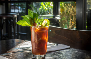 Bloody Mary at James