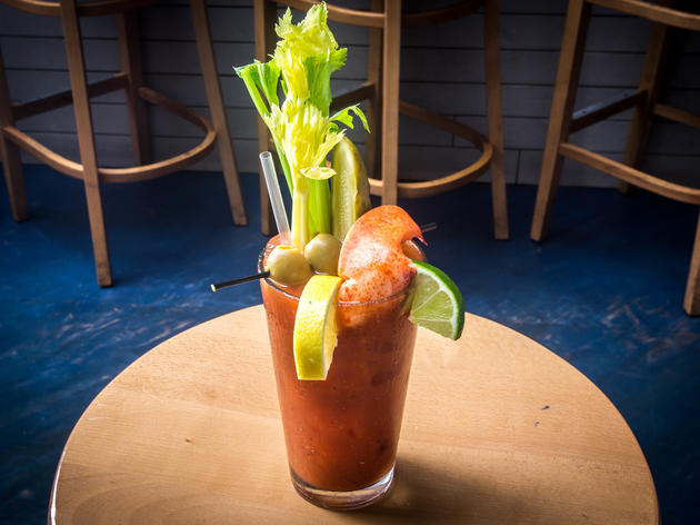 Bloody Mary at Lobster Joint