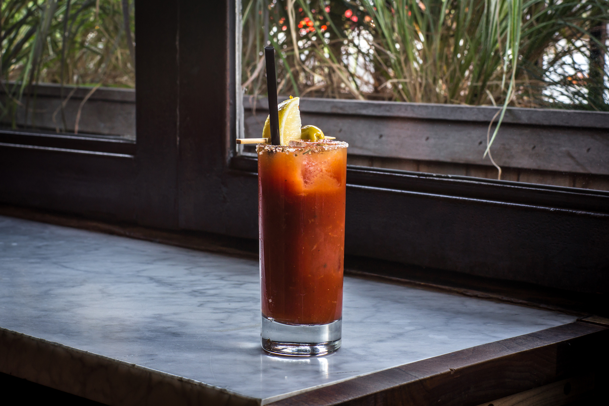 Bloody Mary at Estela