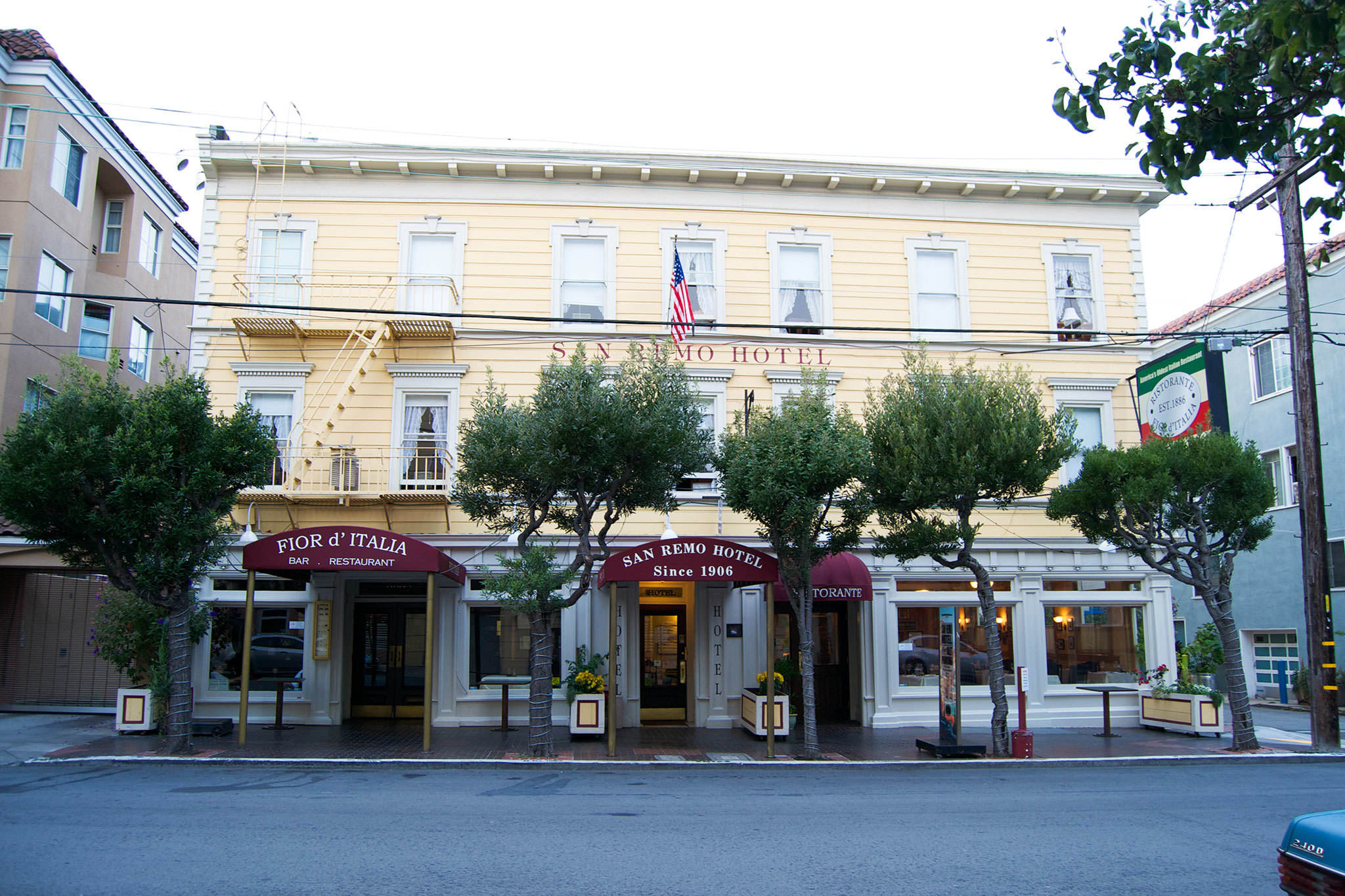 San Francisco Hotels Accommodations Time Out San Francisco