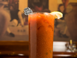 Bloody Mary at The King Cole Bar