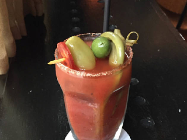 Bloody Mary at The Dutch