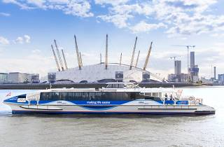 Thames Clippers, London, Time Out