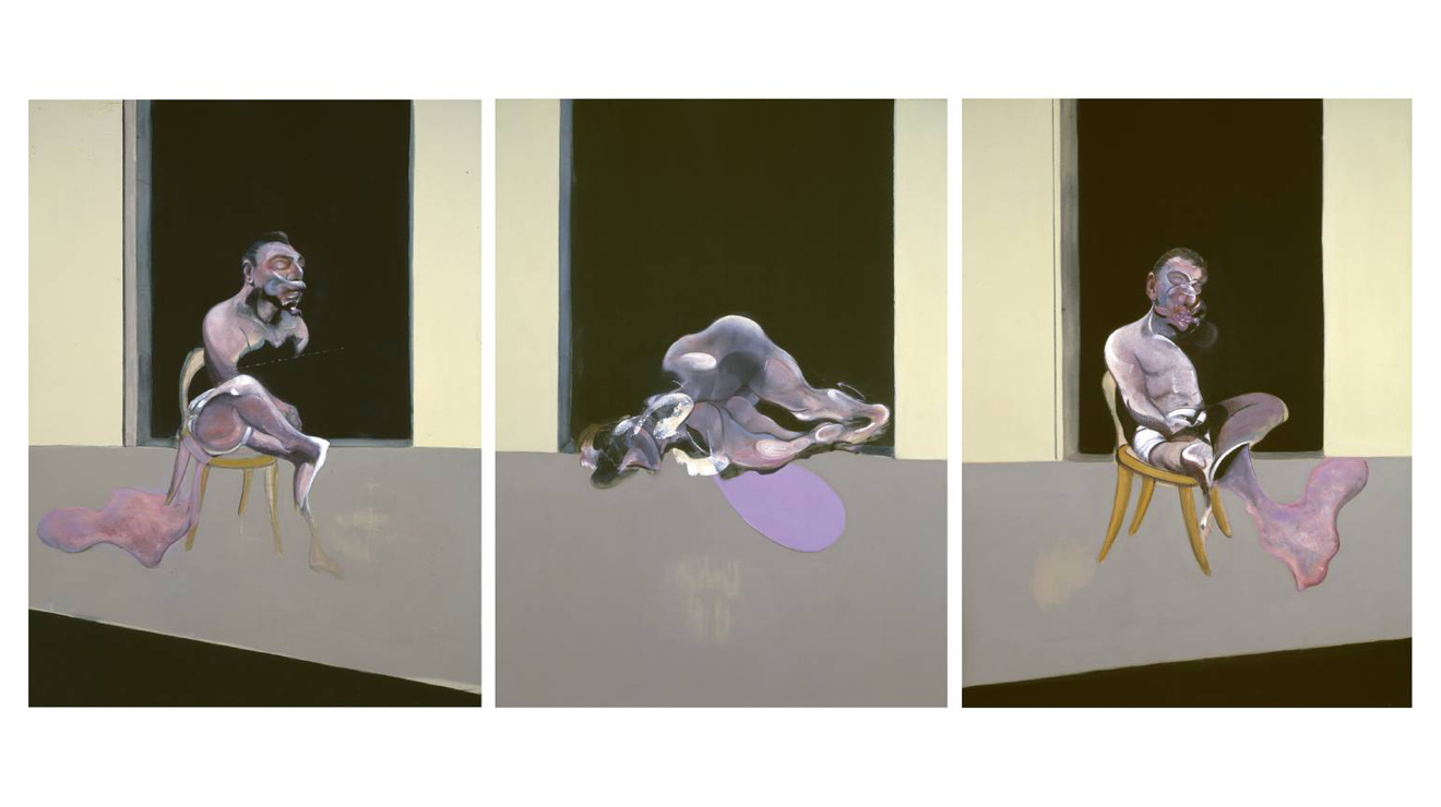 Triptych – August 1972, Francis Bacon
