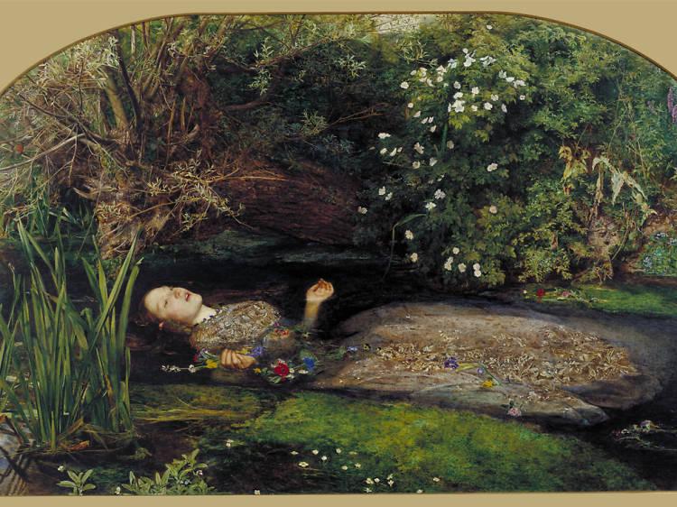 'Ophelia' - John Everett Millais