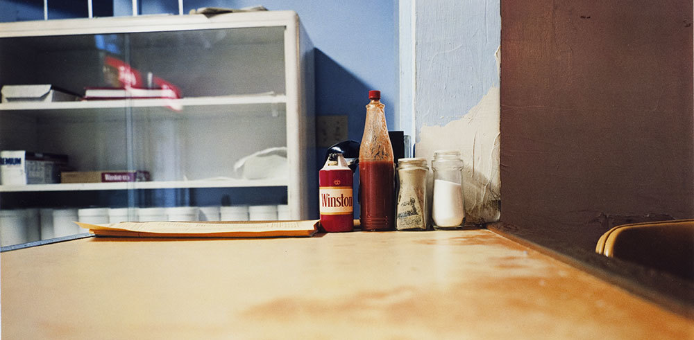 William Eggleston à la Fondation HCB