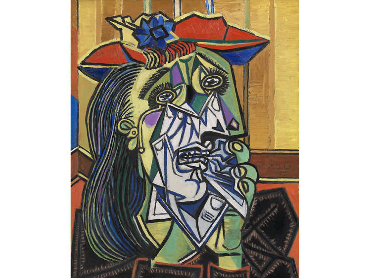'Weeping Woman' - Pablo Picasso