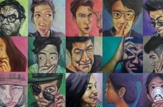 Selfie / A Journey Of Portrait Paintings