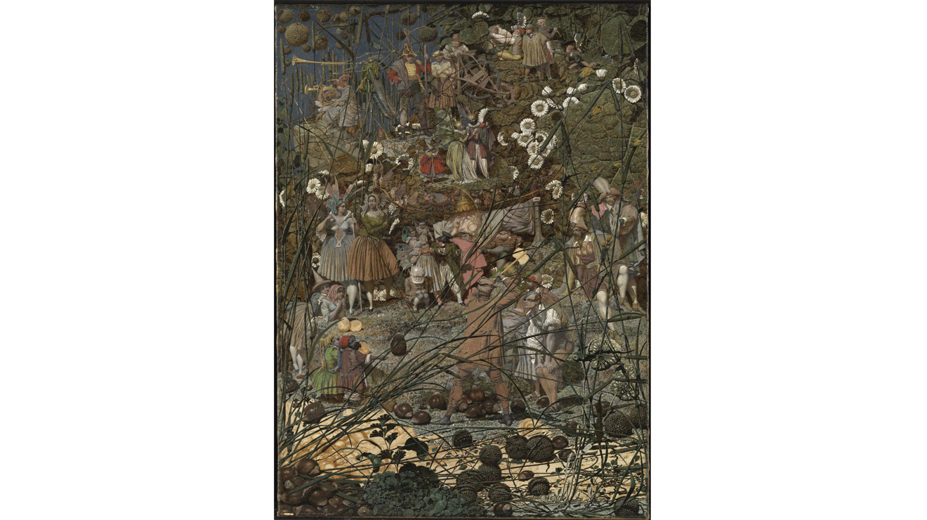 'The Fairy-Feller's Masterstroke' - Richard Dadd