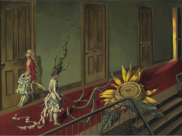 'Eine Kleine Nachtmusik' - Dorothea Tanning