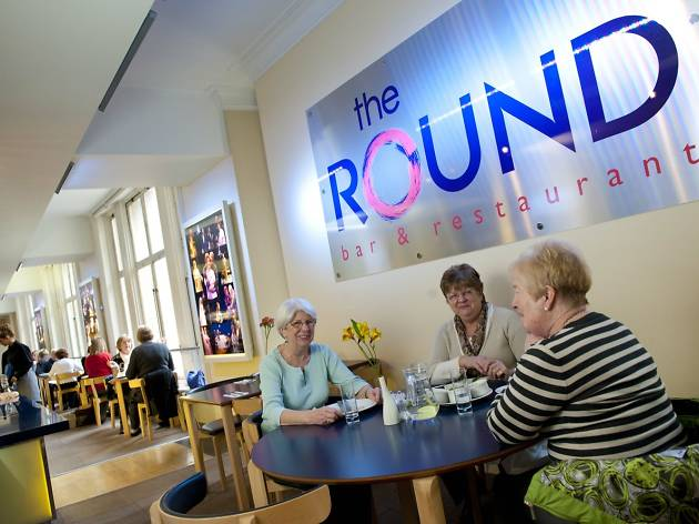 The Round, Restaurants, OpenTable Listings, Manchester