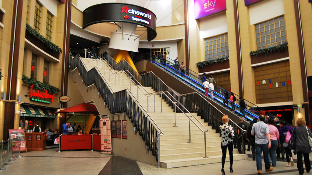 Cineworld At The O2, Greenwich