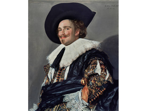 The Laughing Cavalier, Frans Hals