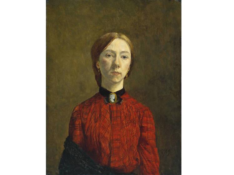 'Self-Portrait' - Gwen John