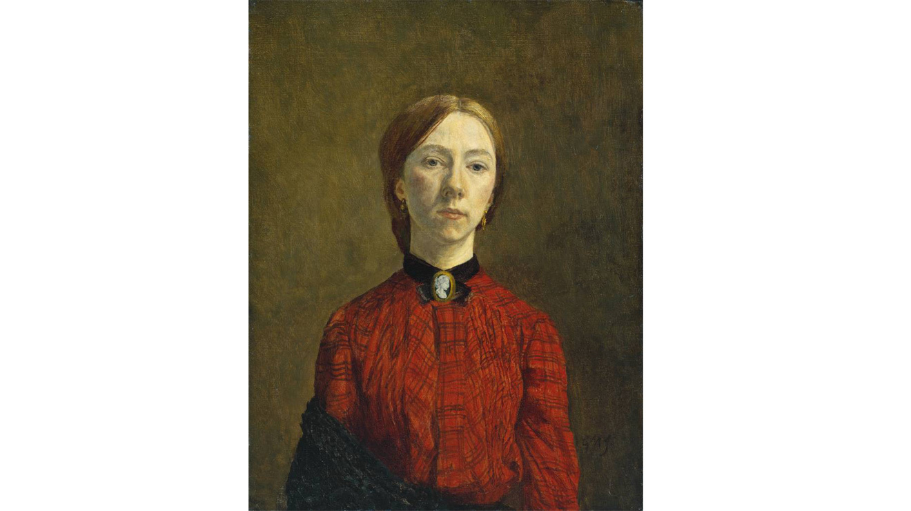 'Self-Portrait' - Gwen John