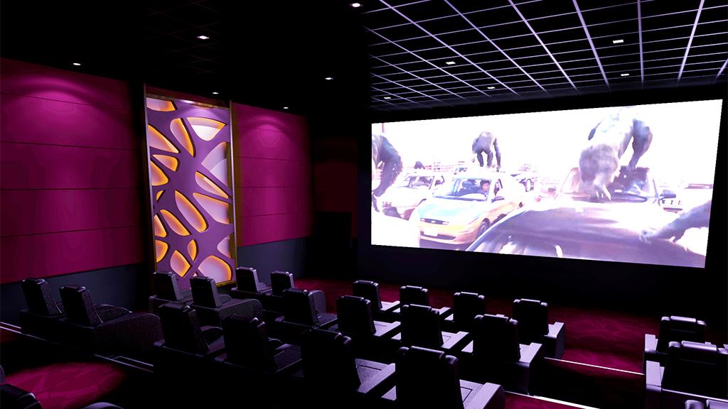 Odeon Whiteleys London
